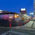 犬山駅前のコンビニ跡地が更地に(2020年2月) - 1
