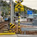 Photos: 踏切から見た犬山遊園駅 - 1