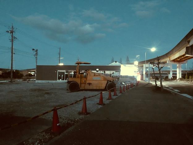 ファミリーマート小牧上末東店の建物が移転 - 3