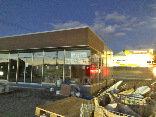 Photos: ファミリーマート小牧上末東店の建物が移転 - 4