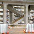 Photos: 桃花台線の桃花台東駅解体撤去工事(2020年2月28日) - 32