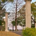 Photos: 落合公園の古代ギリシャ建築風の柱 - 2