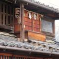 四間道町並み保存地区の中村家の屋根神 - 2