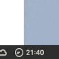 Vivaldi 2.12.1843.5:新たに搭載された時計機能 - 2