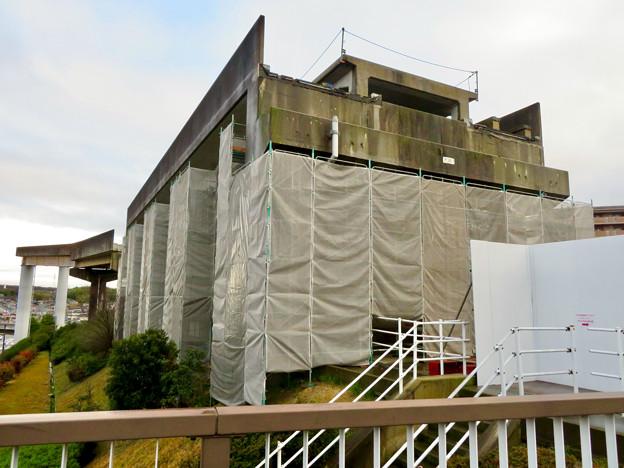 桃花台線の桃花台東駅撤去工事(2020年3月10日) - 7