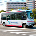 Photos: 春日井市民病院前を走る名鉄バス