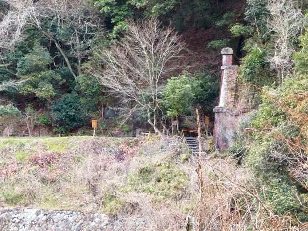 県道15号名古屋多治見線沿いから見た愛岐トンネル群 - 6