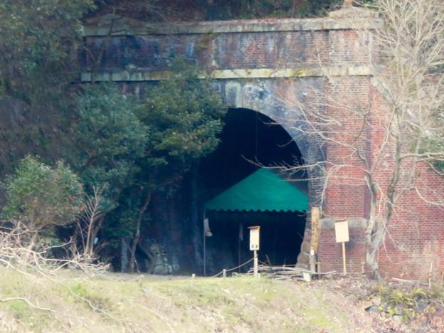 県道15号名古屋多治見線沿いから見た愛岐トンネル群 - 9