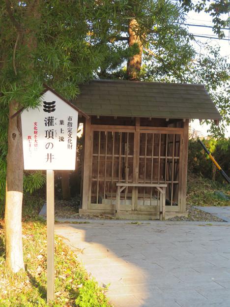 密蔵院の灌頂の井 - 1