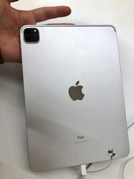 iPad Pro 2020年モデル - 8:背面
