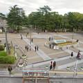 Photos: コロナでまばらにしか人がいなかった花見シーズンの鶴舞公園