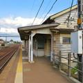 坂祝駅 - 10:ホームと駅舎