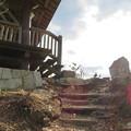 Photos: 猿啄城展望台 - 1:山頂に到着!