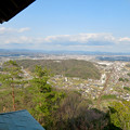 Photos: 猿啄城展望台から見た景色 - 39:坂祝町