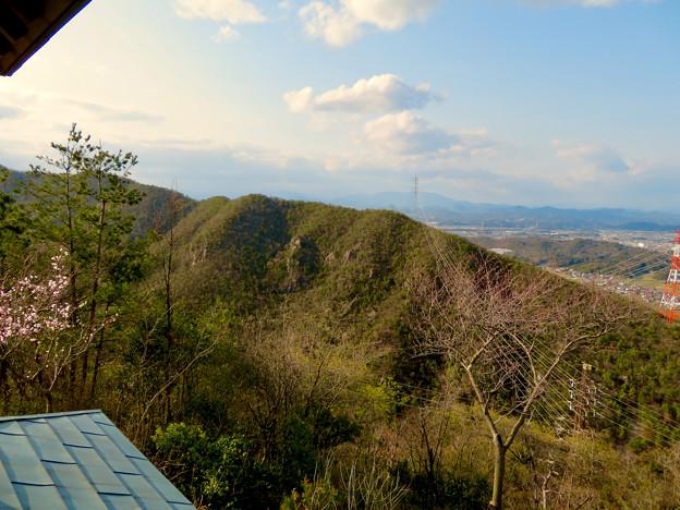 猿啄城展望台から見た景色 - 42