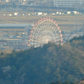 Photos: 猿啄城展望台から見た景色 - 46:モンキーパークの観覧車