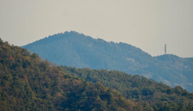 Photos: 猿啄城展望台から見た景色 - 49