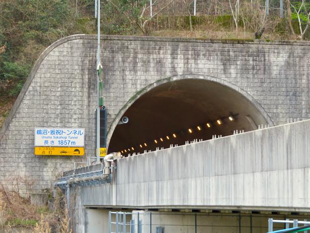 国道21号の坂祝パイパスのトンネル - 2:鵜沼坂祝トンネル