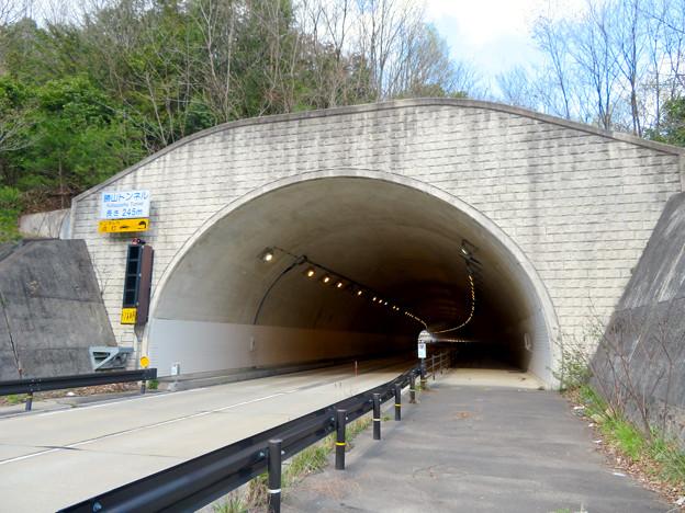 国道21号の坂祝パイパスのトンネル - 3:勝山トンネル