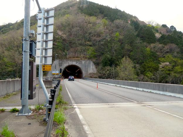 国道21号の坂祝パイパスのトンネル - 5:鵜沼坂祝トンネル