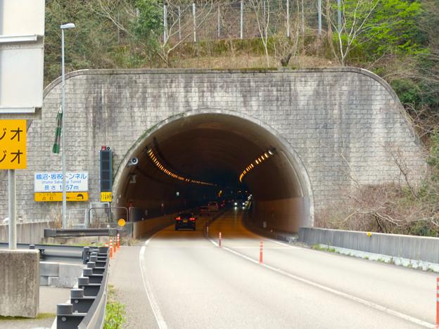 国道21号の坂祝パイパスのトンネル - 6:鵜沼坂祝トンネル