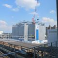 Photos: JR春日井駅南口に建設中の高層マンション(2020年4月4日)- 1
