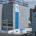 Photos: JR春日井駅南口に建設中の高層マンション(2020年4月4日)- 2