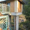 Photos: 坂祝町:木曽川沿いにある小屋の様な建物 - 3