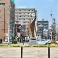 Photos: JR春日井駅前の時計塔 - 1