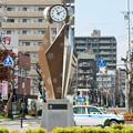 Photos: JR春日井駅前の時計塔 - 2