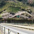 橋の上から見た古虎渓駅 - 4