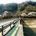 橋の上から見た古虎渓駅 - 5