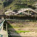 橋の上から見た古虎渓駅 - 6