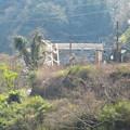 土岐川(庄内川)の対岸から見た古虎渓駅 - 1