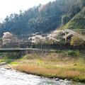 土岐川(庄内川)の対岸から見た古虎渓駅 - 4