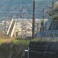 土岐川(庄内川)の対岸から見た古虎渓駅 - 5