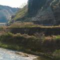 土岐川(庄内川)の対岸から見た古虎渓駅 - 6