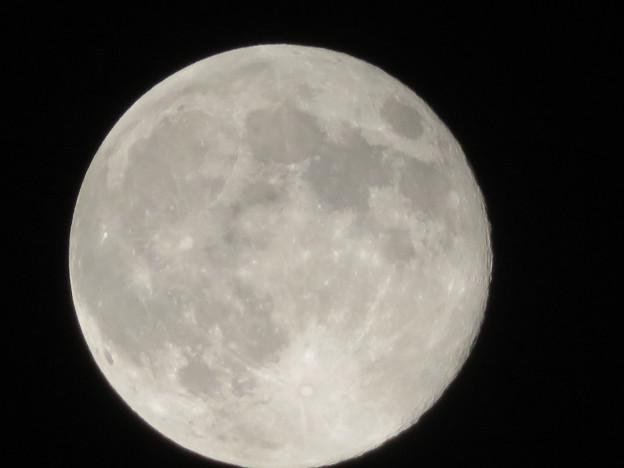 満月(2020年4月9日) - 1