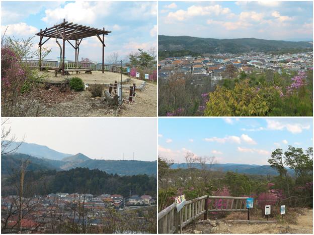 筒小屋展望台と展望台から見える景色 - 2