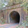 現在もJRが保線用として使用してる愛岐トンネル群第1トンネル - 2