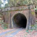 現在もJRが保線用として使用してる愛岐トンネル群第1トンネル - 4