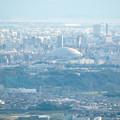 Photos: 道樹山山頂から見たナゴヤドーム - 1