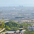 Photos: 道樹山山頂から見た名駅ビル群 - 1