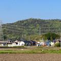 Photos: 小牧市東部山頂に謎のアンテナ? - 1