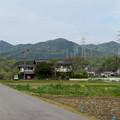 Photos: 春日井市廻間町から見た春日井三山 - 1