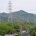 Photos: 春日井市廻間町から見た春日井三山 - 3:道樹山