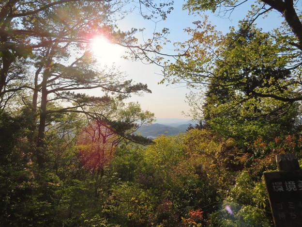 大谷山山頂から見える景色 - 1