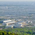 Photos: 弥勒山 山頂展望台から見た景色 - 14:高蔵寺ニュータウン