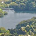 Photos: 弥勒山 山頂展望台から見た景色 - 23:築水池