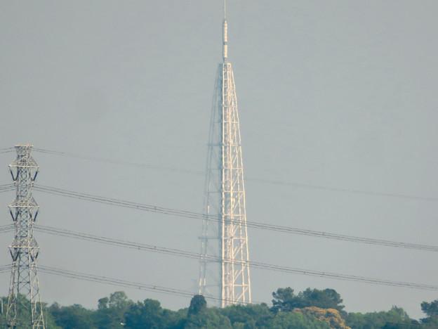円福寺展望台から見た景色 - 17:瀬戸デジタルタワー
